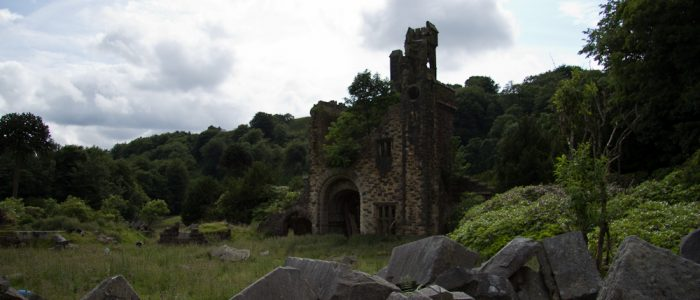 CASTLE CARR LUDDENFOOT WEST YORKSHIRE