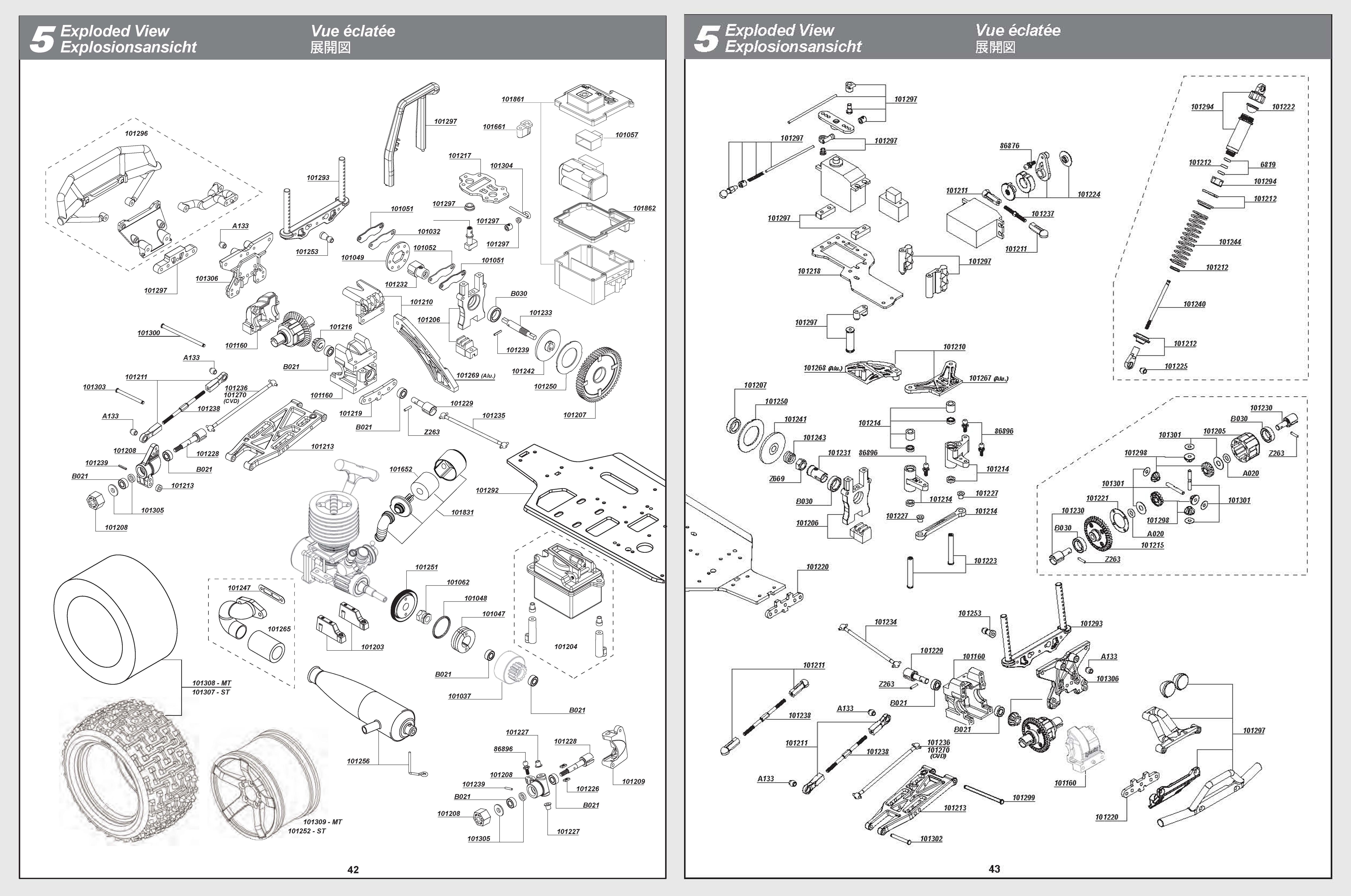 Magic Bullet Parts Diagram